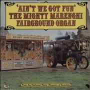 Click here for more info about 'Various-Organs - Ain't We Got Fun - The Mighty Marenghi Fairground Organ'
