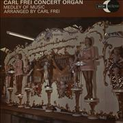 Click here for more info about 'Various-Organs - Carl Frei Concert Organ - Medley Of Music'