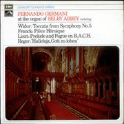 Click here for more info about 'Fernando Germani - Fernando Germani At The Organ Of Selby Abbey '