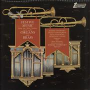 Click here for more info about 'Various-Organs - Festive Music From The 18th Century For 2 And 4 Organs With Brass'