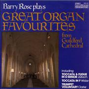 Click here for more info about 'Various-Organs - Great Organ Favourites'