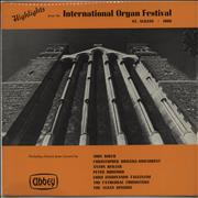 Click here for more info about 'Various-Organs - Highlights From The International Organ Festival St. Albans 1969'