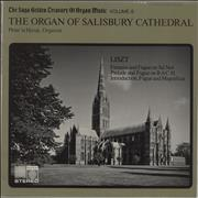 Click here for more info about 'Various-Organs - Liszt: The Organ Of Salisbury Cathedral'