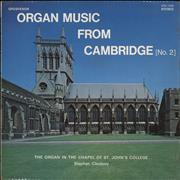 Click here for more info about 'Various-Organs - Organ Music From Cambridge'
