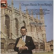 Various-Organs Organ Music from Kings UK vinyl LP