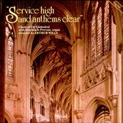 Click here for more info about 'Various-Choral & Gregorian Chanting - Service High and Anthems Clear'