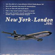 Click here for more info about 'Various-Other Transport - New York - London By B.O.A.C'