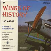 Click here for more info about 'Various-Other Transport - Wings Of History - Volume One Sounds At Shuttleworth'