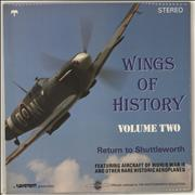 Click here for more info about 'Various-Other Transport - Wings Of History - Volume Two: Return To Shuttleworth'