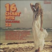 Click here for more info about 'Various-Pop - 16 Chart Hits - Volume 22'