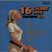 Click here for more info about 'Various-Pop - 16 Chart Hits Volume 13'