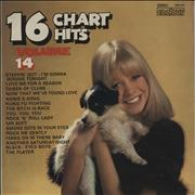 Click here for more info about 'Various-Pop - 16 Chart Hits Volume 14'