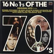 Click here for more info about 'Various-Pop - 16 No 1's Of The 70s'