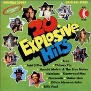 Click here for more info about 'Various-Pop - 20 Explosive Hits'