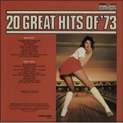 Click here for more info about 'Various-Pop - 20 Great Hits Of '73'
