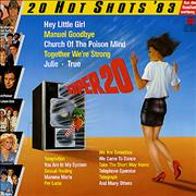 Click here for more info about 'Various-Pop - 20 Hot Shots '83'