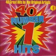 Click here for more info about 'Various-Pop - 40 Number 1 Hits'