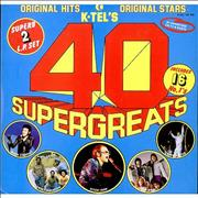 Click here for more info about 'Various-Pop - 40 Supergreats'