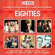 Click here for more info about 'Various-Pop - 6 x 6: Eighties'