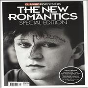 Click here for more info about 'Various-Pop - Classic Pop Presents The New Romantics - Steve Strange cover'