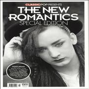 Click here for more info about 'Various-Pop - Classic Pop Presents The New Romantics - Boy George cover'