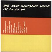 Click here for more info about 'Various-Punk & New Wave - Die Neue Deutsche Welle Ist Da Da Da'