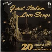 Click here for more info about 'Various-Pop - Great Italian Love Songs'