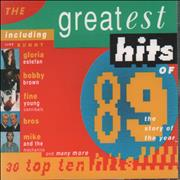 Click here for more info about 'Various-Pop - Greatest Hits Of 89'