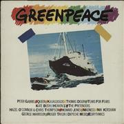 Click here for more info about 'Various-Pop - Greenpeace - The Album - EX'