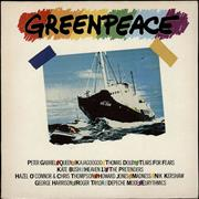 Click here for more info about 'Various-Pop - Greenpeace - The Album - Promo stickered'
