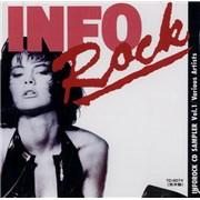 Click here for more info about 'Various-Pop - Inforock CD Sampler Vol. 1'