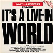 Click here for more info about 'Various-Pop - It's A Live-In World'