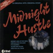 Click here for more info about 'Various-Pop - Midnight Hustle + Poster'