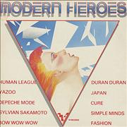 Click here for more info about 'Various-Pop - Modern Heroes'