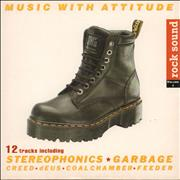Click here for more info about 'Various-Pop - Music With Attitude'