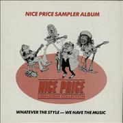Click here for more info about 'Various-Pop - Nice Price Sampler Album'