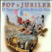 Click here for more info about 'Various-Pop - Pop Jubilee - 25 Years Of Great British Hits'