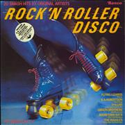 Click here for more info about 'Various-Pop - Rock 'N Roller Disco - Stickered Sleeve'
