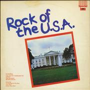 Click here for more info about 'Various-60s & 70s - Rock Of The U.S.A.'