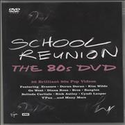 Click here for more info about 'Various-Pop - School Reunion - The 80's DVD'