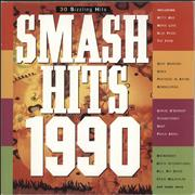 Click here for more info about 'Various-Pop - Smash Hits 1990'