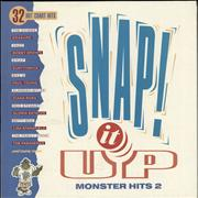 Click here for more info about 'Various-Pop - Snap! It Up: Monster Hits 2'