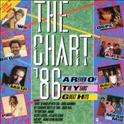 Click here for more info about 'Various-Pop - The Chart '86'
