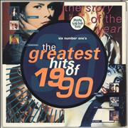Click here for more info about 'Various-Pop - The Greatest Hits Of 1990'