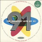Click here for more info about 'Various-Pop - The Greatest Hits Of 91 Volumes 1 & 2'