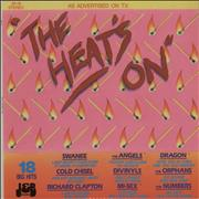 Click here for more info about 'Various-Pop - The Heat's On'