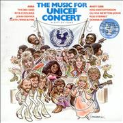 Click here for more info about 'Various-Pop - The Music For Unicef Concert / A Gift Of Song'