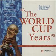 Click here for more info about 'Various-Pop - The World Cup Years 66-95'