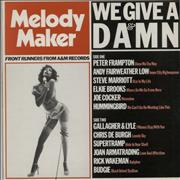 Click here for more info about 'Various-Pop - We Give A Damn + Booklet'