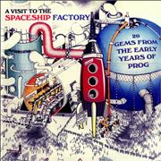 Click here for more info about 'Various-Prog & Psych - A Visit To The Spaceship Factory'